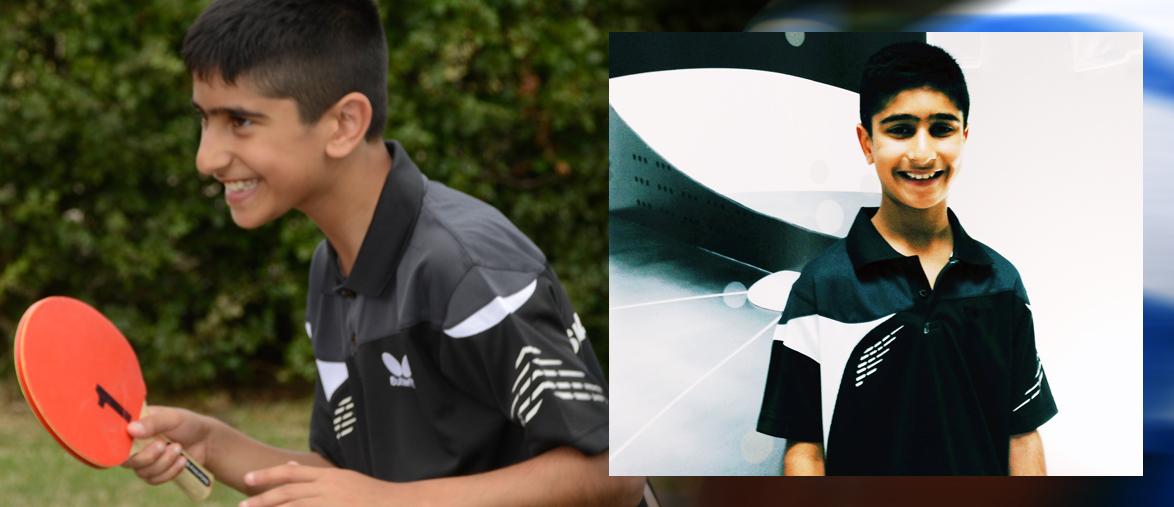 T3 Ping Pong Sponsor Shae Thakker